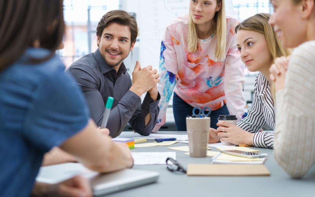 Utveckling av grupper och organisationer